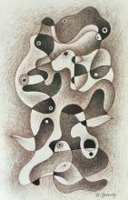 ARSHILE GORKY AMERICAN ART