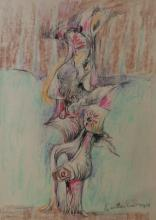 GRAHAM SUTHERLAND        ENGLAND ARTIST