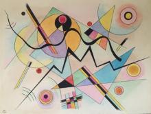 WASSILY KANDINSKY  RUSSIAN ART