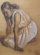 Francisco ZUNIGA (1912-1998) PAINTING