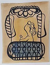 Amelia PELAEZ (1897-1968) PAINTING