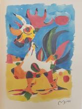 MIRO WATERCOLOR PAINTING