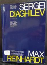 Sergei Diaghilev & Max Reinhardt book