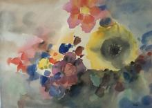 EMIL NOLDE GERMAN ART