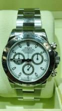 ROLEX DAYTONA SS CHRONOGRAPH SS MENS WATCH WITH BOX & PAPERS V SERIES