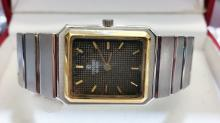 CONCORD MID SIZE TWO TONE GOLD & SS WATCH