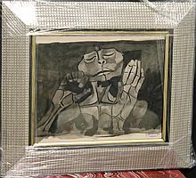 Oswaldo GUAYASAMIN  (1919-1999)