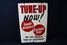 We Use Snap On Tools Tune Up Now Sign Double Sided