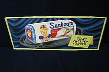 1957 Sunbeam Bread Sign Country Store