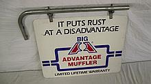BIG A MUFFLERS SIGN