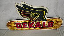 MASONITE DEKALB SEED CORN SIGN