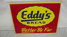 EDDY'S BREAD SIGN