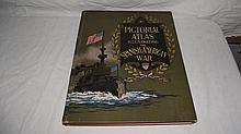 ORIGINAL 1898 SPANISH AMERICAN WAR PICTORIAL ATLAS