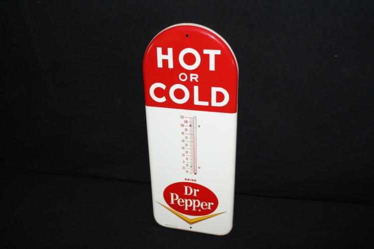 DR Pepper Soda Pop Thermometer