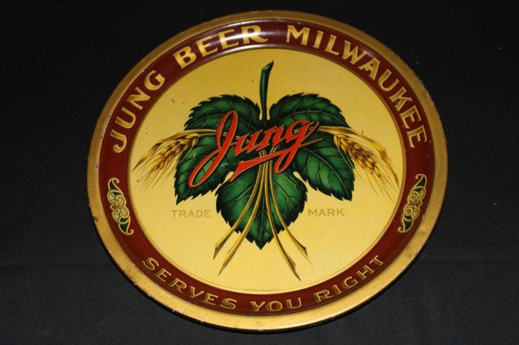 Pre Pro Jung Milwaukee Beer Tray