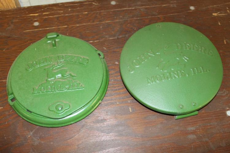 2 John Deere Corn Planter Covers
