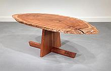 Minguren I Coffee Table by George Nakashima, 1974