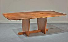 Minguren II Dining Table by George Nakashima, 1980