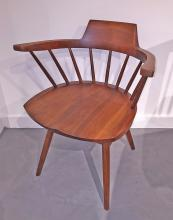 6 Armchairs/Captain's Chairs by George Nakashima