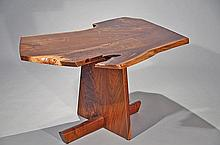 Greenrock Side Table/Console by George Nakashima, 1983
