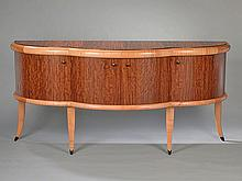 Spectacular Sideboard by Wendell Castle, 1984