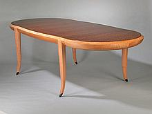 Unique Dining table by Wendell Castle, 1984