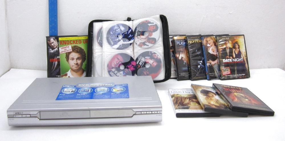 DVD Movies & DVD Player