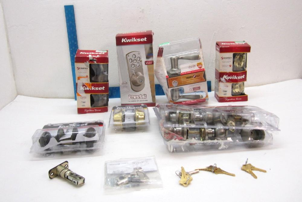 Kwikset and Schlage Door Locks