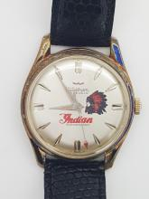 A vintage Waltham Indian automatic men's  watch Swiss