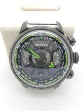 A Citizen Eco-Drive Satellite Wave 200/900 Watch- Japan