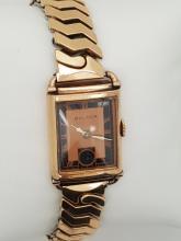 A vintage Bulova 10k gold fill men's watch