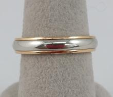A Tiffany and Co Wedding Band