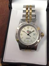 A Gent's Tag Heuer Watch