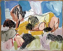 Dadi (David) Ben Shaul, b. 1932