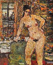 Yitzhak Frenkel-Frenel, 1899-1981