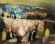 Zvi Mairovich, 1911-1974