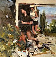 Michal Sheizaf, b. 1970