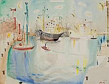 Nachum Gutman, 1898-1980