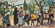 Arieh Allweil, 1901-1967