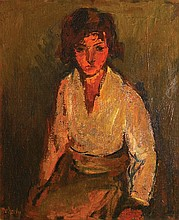 Moshe Mokady, 1902-1975