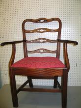 Admiral Dewey's Desk Chair