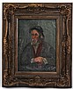 Esther Carp (1897-1970), oil painting on canvas. Signed. Nice wooden frame.