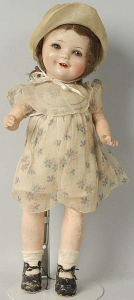 German #502 Child Doll.