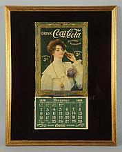 1906 Coca-Cola Calendar.