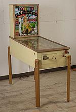 1950 Williams Georgia Pinball Machine.