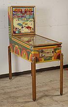 1956 Gottlieb Auto Race Pinball Machine.
