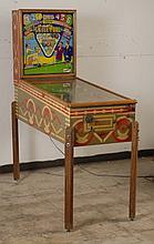 1952 Gottlieb Skill Pool Pinball Machine.
