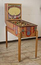 1939 Kenney Thriller Pinball Machine.