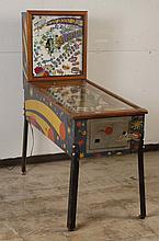 1958 Williams Satellite Pinball Machine.