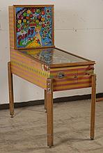 1950 Williams Pinky Pinball Machine.